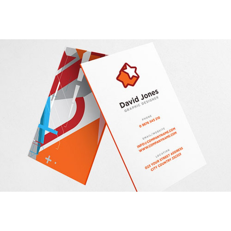 Triple layer business cards colourmoves