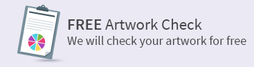 We check your Artwork for FREE