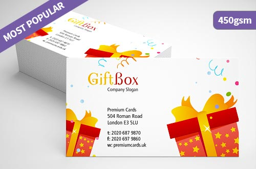 Matt Laminated Business Cards from £29